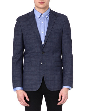 HUGO BOSS Check blazer