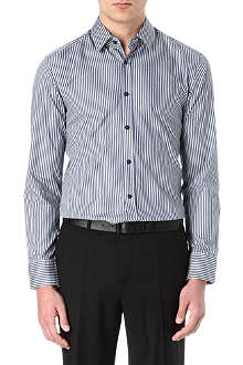 HUGO BOSS Ronny slim-fit single cuff shirt