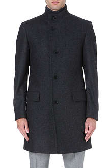 HUGO BOSS Sintrax wool-blend coat