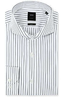 HUGO BOSS Swain stripe shirt