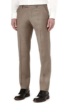 HUGO BOSS T-Court wool trousers
