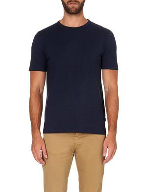 HUGO BOSS Regular-fit cotton t-shirt