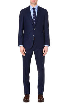 HUGO BOSS Slim-fit wool suit