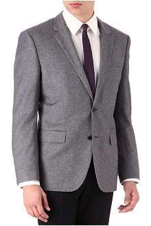 HUGO BOSS The Keys regular-fit wool blazer