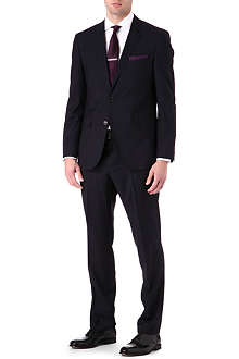 HUGO BOSS Key shaft single-breasted suit