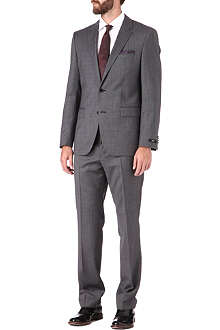 HUGO BOSS The Keys/Shaft wool suit