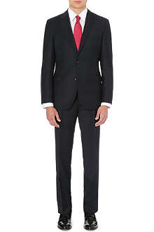 HUGO BOSS Keys/Shaft wool suit