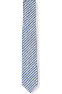 HUGO BOSS Two-toned striped tie