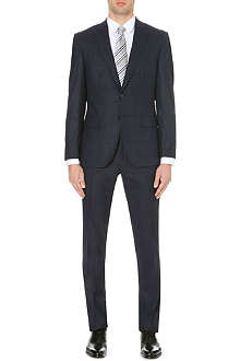 HUGO BOSS T-Richards1/Crow2 extra slim-fit suit