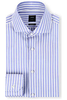 HUGO BOSS Walton striped shirt