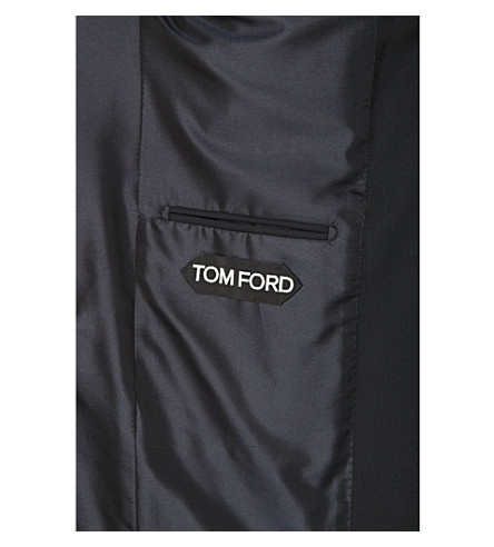 TOM FORD Windsor two-piece wool suit (Navy