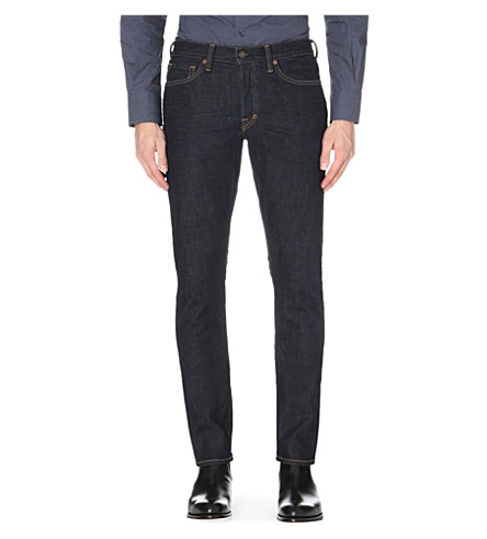 TOM FORD Slim-fit straight jeans (Indigo