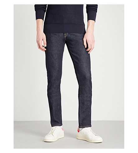 TOM FORD Slim-fit straight jeans (Rinse