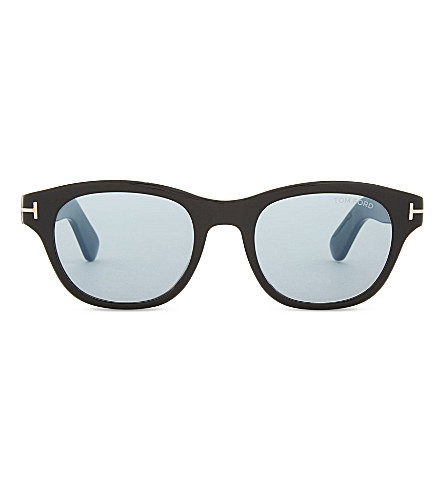 TOM FORD O'Keefe Tf530 square-frame sunglasses (Black