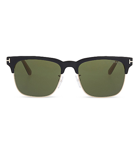 TOM FORD TF386 Louis sunglasses (Black