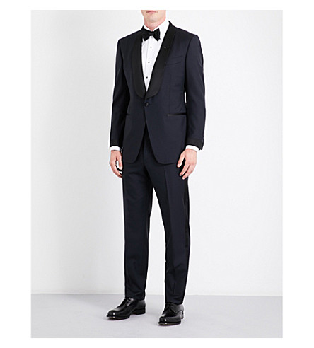 TOM FORD O'Connor regular-fit wool tuxedo (Black