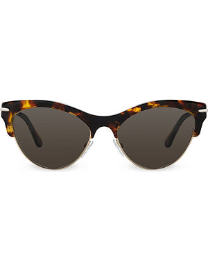 ROLAND MOURET Farah cat-eye sunglasses