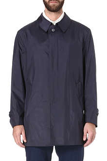 CORNELIANI Silk raincoat