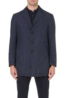 CORNELIANI Lightweight lapel jacket