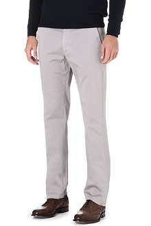 CORNELIANI Stretch-cotton chinos