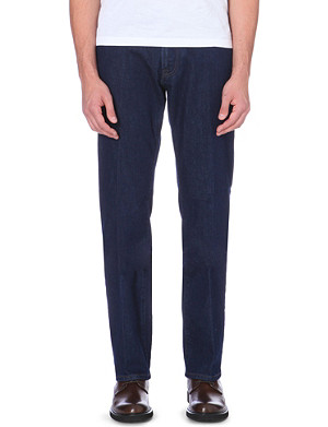 CORNELIANI Smart stretch-denim jeans