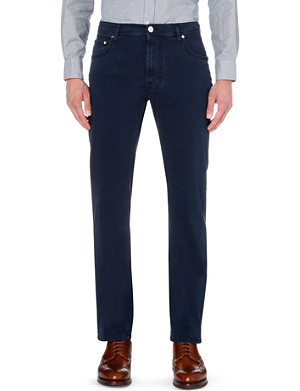 CORNELIANI Regular-fit straight jeans