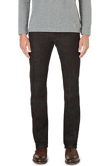 CORNELIANI Regular-fit mid-rise jeans