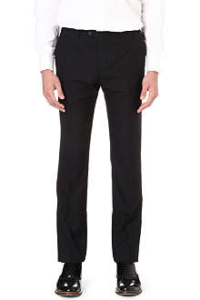CORNELIANI Regular-fit wool trousers