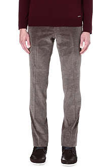CORNELIANI Corduroy trousers
