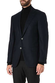 CORNELIANI Notch lapel single-breasted blazer