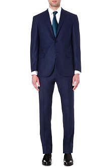 CORNELIANI Single-breasted wool suit