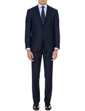 CORNELIANI Leader wool suit