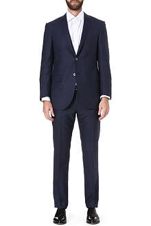 CORNELIANI Wool-blend suit