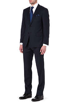 CORNELIANI Single-breasted pinhead suit