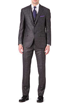 CORNELIANI Single-breasted three-piece suit