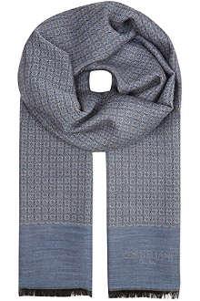 CORNELIANI Woven scarf