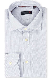 CORNELIANI Regular-fit single-cuff shirt