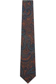 CORNELIANI Vintage paisley tie
