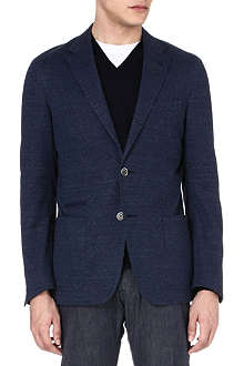 CORNELIANI Patch pocket blazer