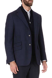 CORNELIANI Detachable-insert blazer