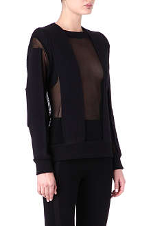 GIVENCHY Panelled jumper