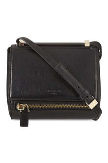 GIVENCHY Pandora mini box cross-body bag