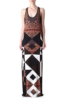 GIVENCHY Paisley maxi dress