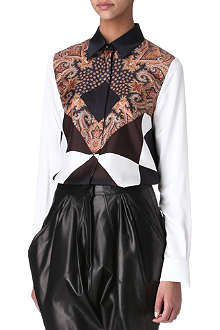 GIVENCHY Printed shirt