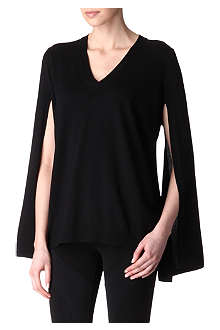 GIVENCHY Split-sleeves top