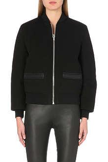 GIVENCHY Madonna reversible bomber jacket
