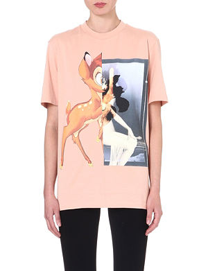 GIVENCHY Bambi t-shirt