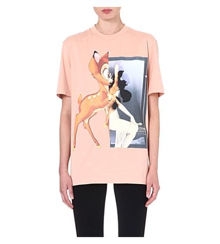 GIVENCHY Bambi t-shirt (Pink