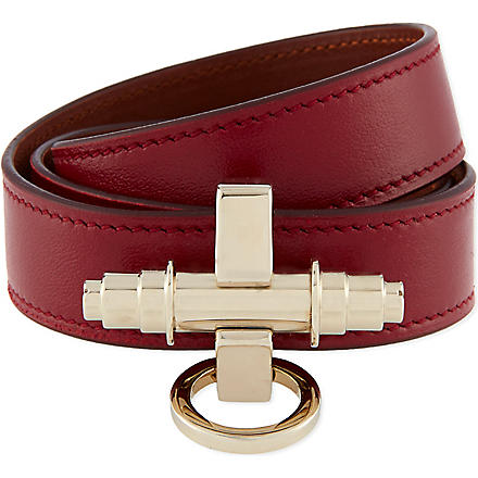 GIVENCHY Obsedia cuff (Red