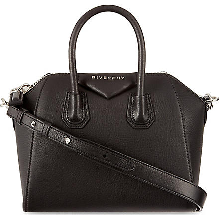 GIVENCHY Mini Antigona tote (Black